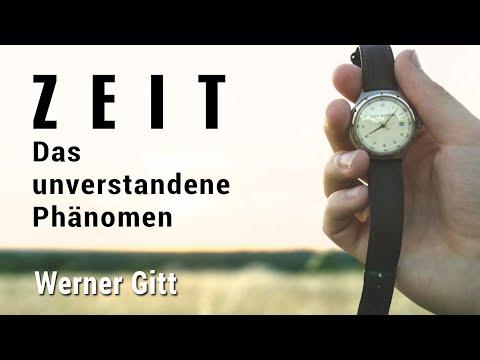 Zeit – die Dimension des Menschen – Werner Gitt