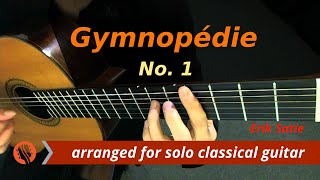 Gymnop Die No. 1 Erik Satie Guitar Transcription.mp3