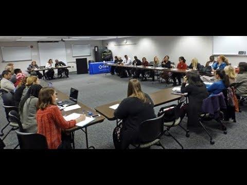 Dec. 13, 2017 - Orlando FL Refugee Task Force meeting
