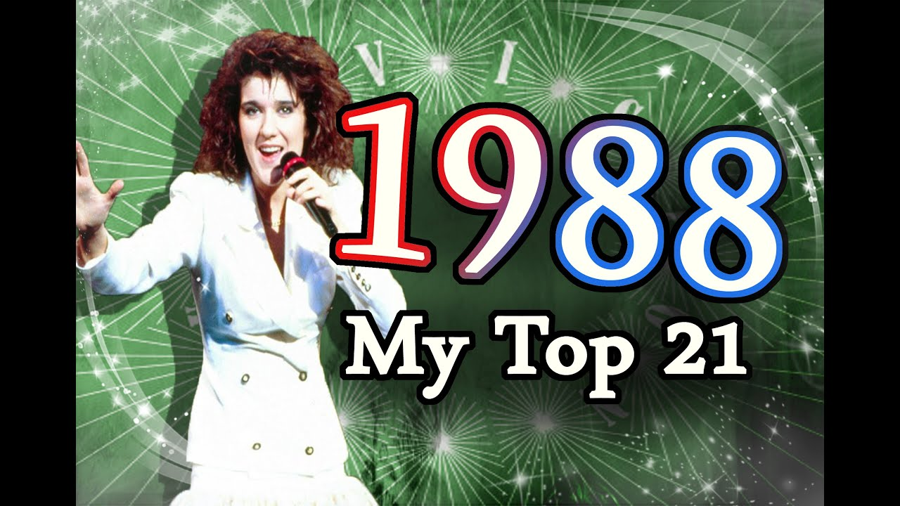Eurovision song contest 1988 my top 21 hd w subbed for Best music 1988