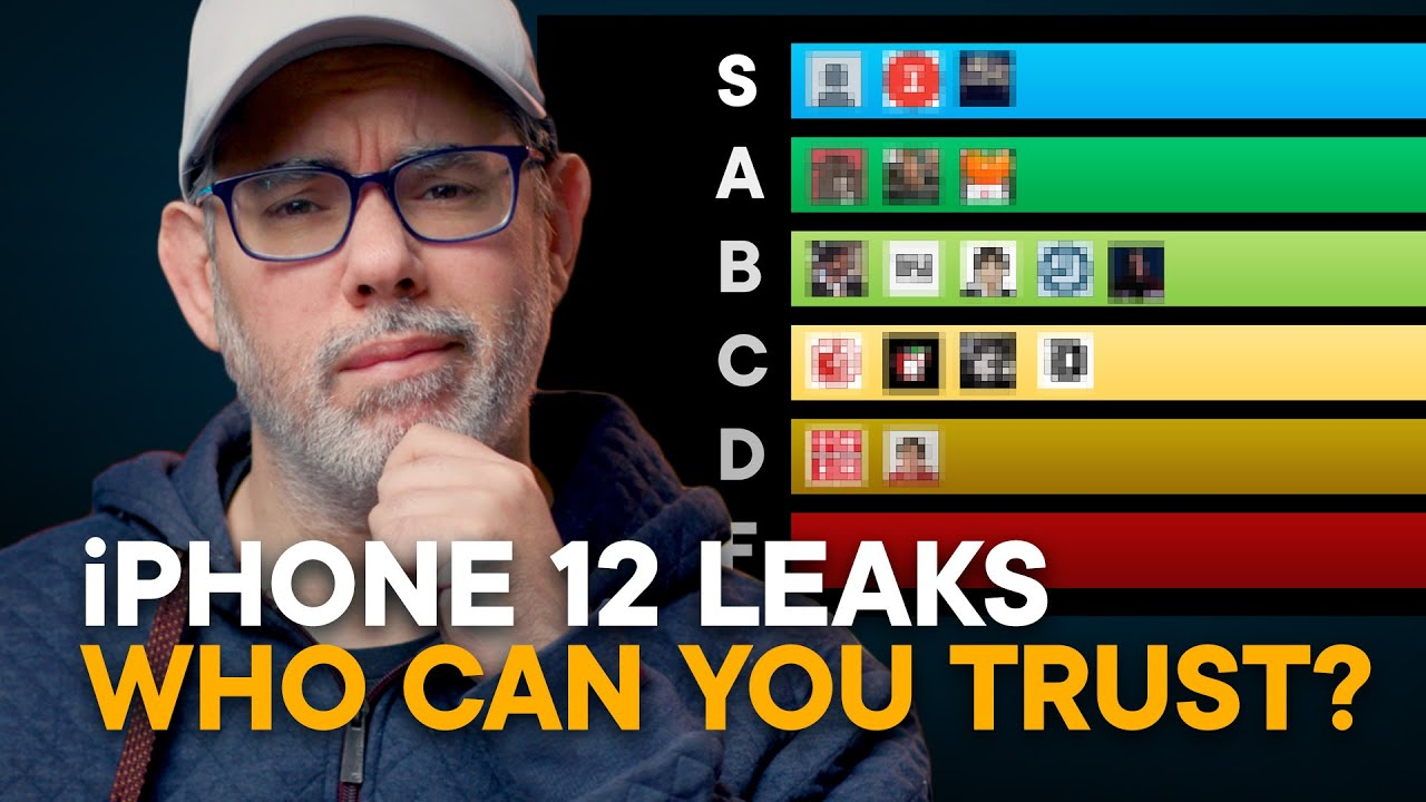 iPhone 12 Leaks — Who Can You Trust?!