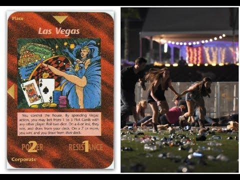 """Illuminati"" Card Game PREDICTS Las Vegas Mandalay Bay Shooting!!!"