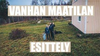 MAATILATOUR | ESITTELYSSÄ UUSI KOTI