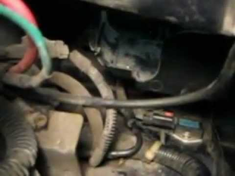 REPLACING RADIATOR FAN RELAY ON JEEP on