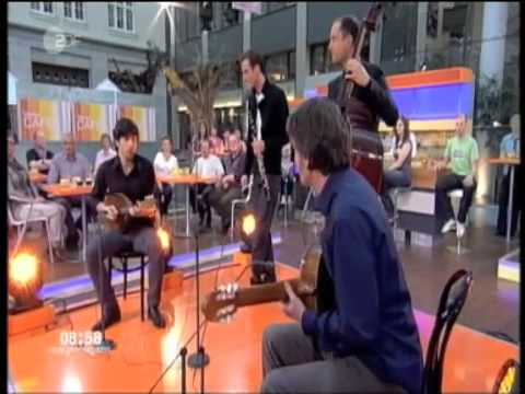 "David Orlowsky Trio feat. Avi Avital performing ""Juli"""