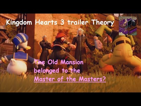 Kingdom Hearts Theory: the Old Mansion in Twiligth Town