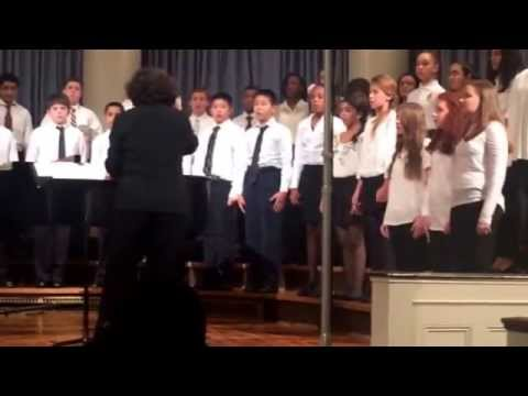 Rutgers Preparatory School Winter Choral Concert