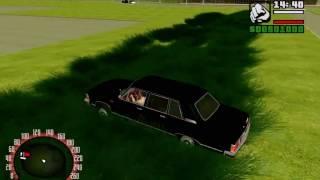 Обзор и Тест-Драйв автомобиля ГАЗ 14 (Чайка.) - [© Let's play (Летсплей) Всех Модификаций Игр GTA]