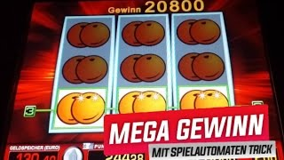 Triple Chance Vollbild auf 2€ (Casino Tricks 2018)