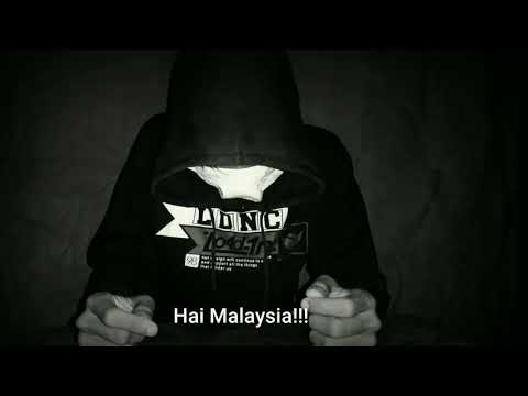Pesan Hacker Indonesia Untuk Malaysia (news)