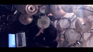Opeth - The Lines In My Hand | Drum cover by Luboš Samek