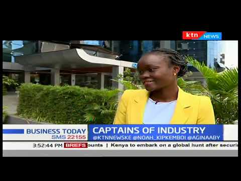 Olaolowa Akinnusi is the Country Manager of Bolt, formerly taxify | CAPTAINS OF INDUSTRY