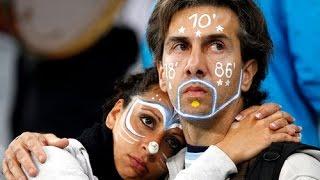 Argentina vs Chile Final Copa América 2016 Reacciones