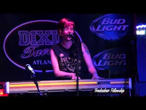 Marie Robertson LIVE at Kelleye's Troubadour Fellowship at Dixie Tavern
