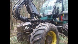 Xgiełda | Harvester Timberjack 770 podczas pracy | na sprzedaż