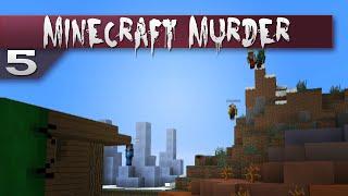 Minecraft: MURDER || 5 || Suspicious!