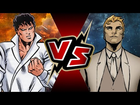 The Beyonder VS Lucifer Morningstar | BATTLE ARENA