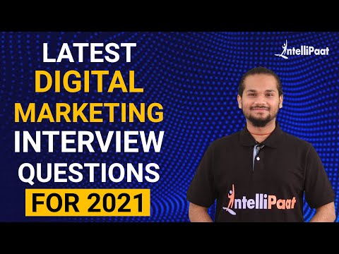 Digital Marketing Interview Questions and Answers   Intellipaat