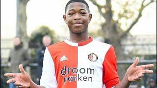 Feyenoord - Sparta Rotterdam o14   Goals