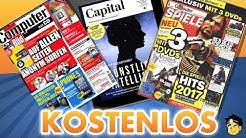 Kostenloses Jahresabo Computerbild-Spiele und andere Magazine! - Quicktipp | DealDoktor
