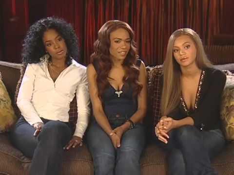 Isabella Nicolas entrevista Beyoncé & Destiny's Child