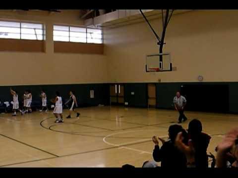 Nic Mitchell / 1/2 Court Shot/ Northridge Academy High School 2009/