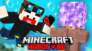 WHY DOES THIS KEEP HAPPENING?! (Minecraft Hardcore)