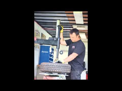 MK PIT STOP - MOBILE TIRE SHOP
