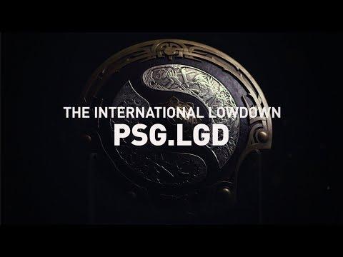 The International Lowdown 2018 - PSG.LGD