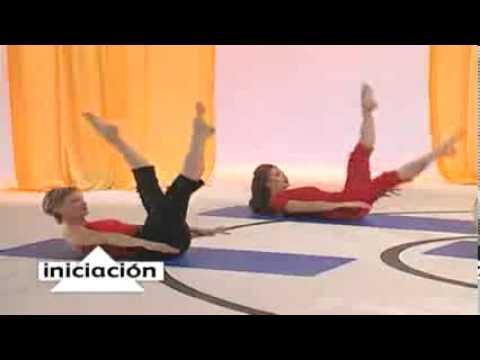 Mtodo Pilates   Entrenamiento en Colchoneta Parte 1) [CD1]