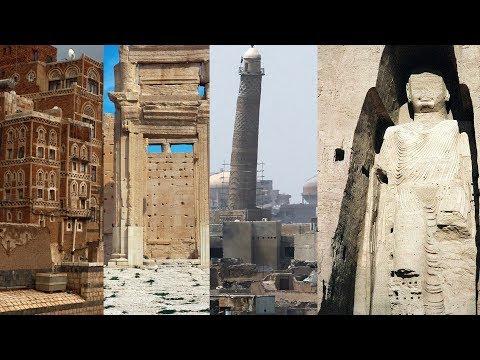 المعالم  الأثرية التي خسرها العالم نتيجة الحروب  - نشر قبل 3 ساعة