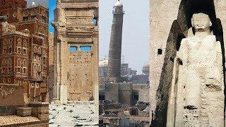 المعالم  الأثرية التي خسرها العالم نتيجة الحروب