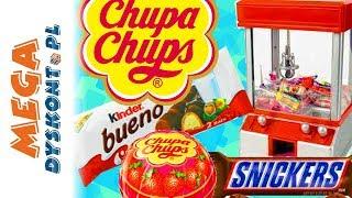 Poławiacz słodyczy • Claw Machine • Challenge • Co uda się nam wyłowić? • openbox i gry dla dzieci