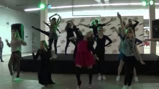Танцы - ВОГ (Vogue) групповой танец