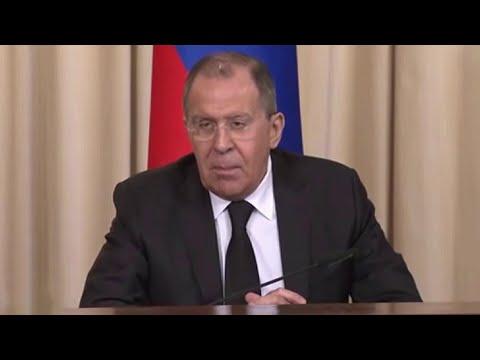 Главный дипломат России Сергей Лавров отмечает 70-летний юбилей.