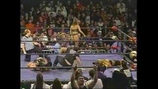 ECW Francine Bakes Beulah Mcgillicutty 1996