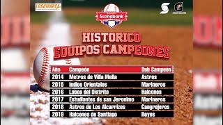 Show de las Pequeñas Ligas 18 de marzo (Semifinal Clásico 2020)