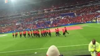 EURO 2016!  Shqiperia vs Rumania / Albania vs Romania 1:0