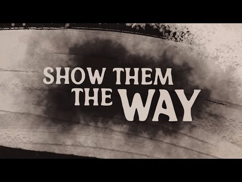 Stevie Nicks - Show Them The Way Piano Version (Official Lyric Video)