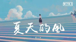蓝心羽 - 夏天的风【動態歌詞/Lyrics Video】
