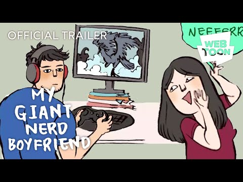 My Giant Nerd Boyfriend - 45 second trailer