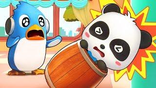 Baby Panda's Trick   Magical Chinese Characters   Kids Cartoon   Baby Cartoon   Kids Video   BabyBus