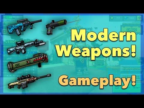 Pixel Gun 3D - Modern Weapon Gameplay!