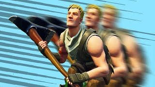 Fortnite with MOTION CONTROLS?