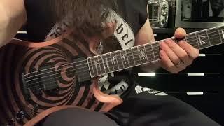 Zakk wylde playin Comfortably Numb - Pink Floyd