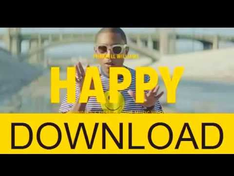 happy pharrell williams download