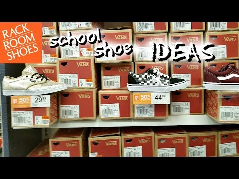 SHOP WITH ME RACK ROOM SHOES KIDS