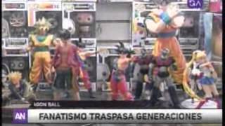 PELICULA DRAGON BALL Z PROXIMO ESTRENO 18 JUNIO MEGANOTICIAS TARDE 13 06 2015