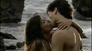 Catherine Fulop and Fernando Carrillo in telenovela Pasionaria