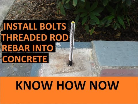 introduction-install-threaded-anchor-into-concrete-or-stone-using-adhesive